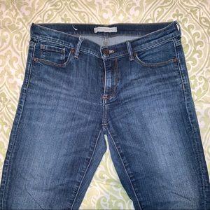 Banana Republic Ankle Skinny Jeans